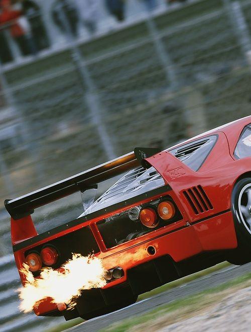 1987-1992 Ferrari F40 Comptetizione