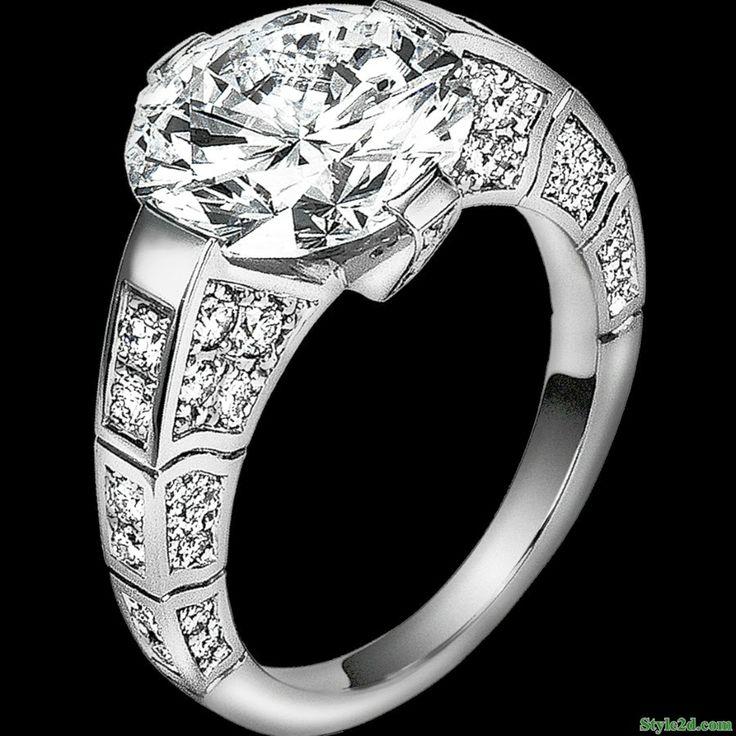 Designer Rings Piaget Engagement Rings 2014