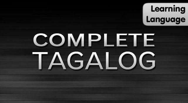 Learn Tagalog (Filipino) - Free Tagalog (Filipino) Lessons ...