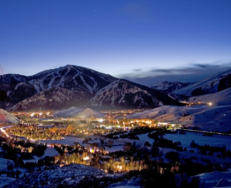 Ketchum, Idaho my second favorite ski town Travel + Leisure: America's Best Ski Towns (PHOTOS)