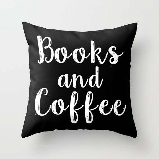 Books and Coffee - exactly what I'm all about