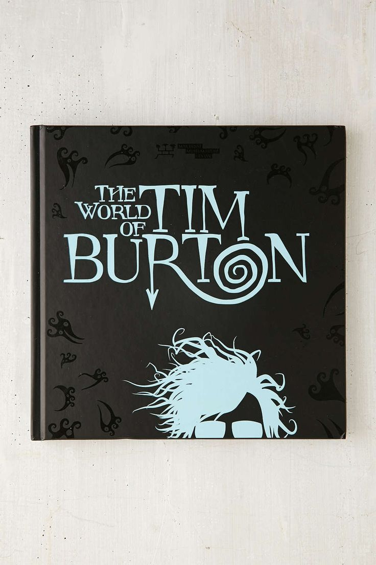 The World Of Tim Burton By Jenny He, Patrick Blumel & Tim Burton - Urban Outfitters