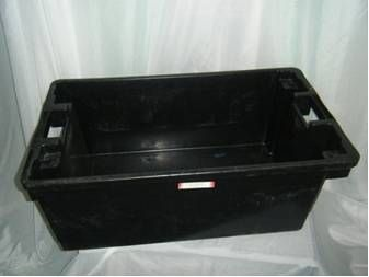BeerBeverage Tubs. Measures 30 inches long x 17 inches wide and 12 inches high.