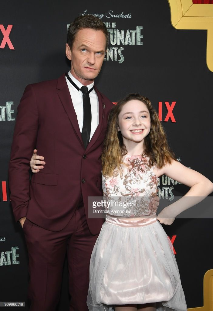 A Series Of Unfortunate Events Season 2 Premieres In Nyc A
