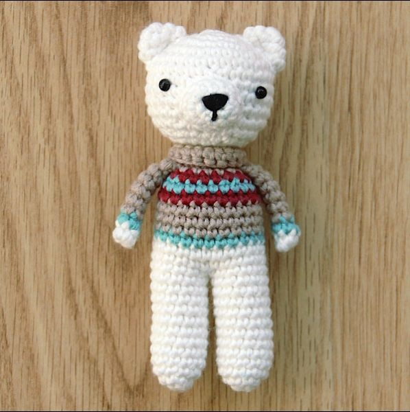 Best 12 Amigurumi Pattern / Crochet Doll Pattern / Photo Tutorial ... | 600x598