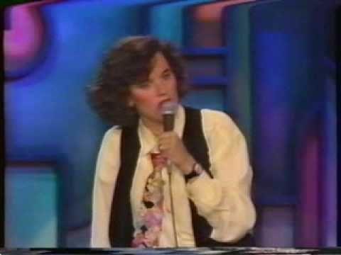 Paula Poundstone -2- Pop Tarts, Death, Therapy, Darryl Hannah, Movies
