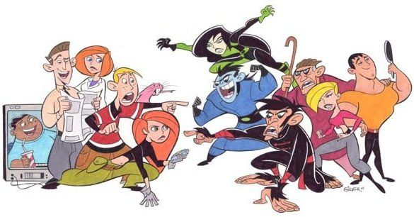 List of Kim Possible characters - Wikipedia, the free encyclopedia