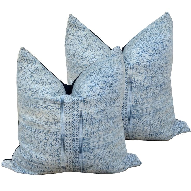 Rayong Batik Pillow Pair