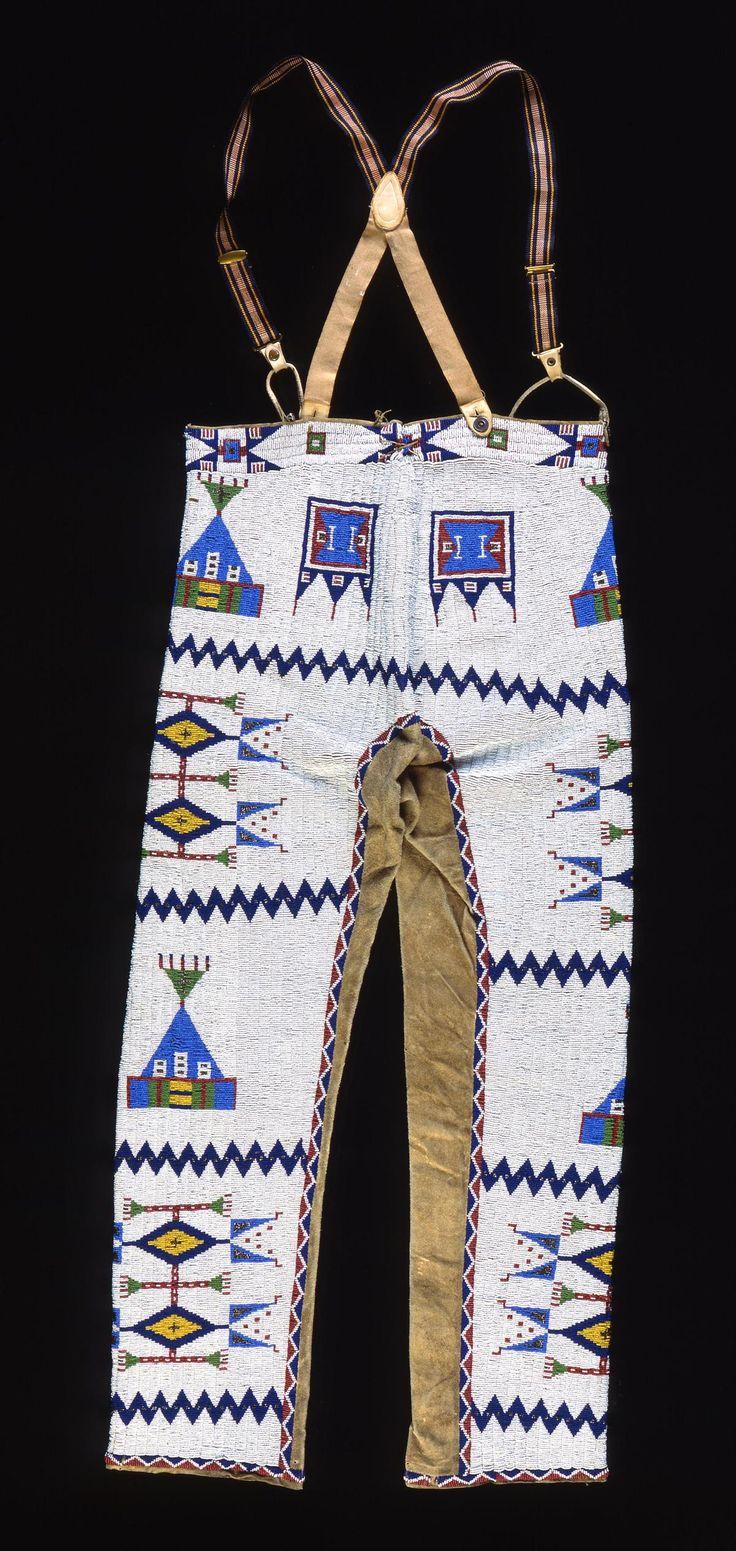 best buckskin pants images on pinterest native american clothing