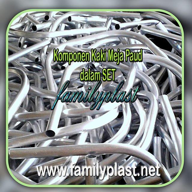 Komponen Meja Paud, Anak Usia Dini, TK  kami menerima pesanan komponen meja anak usia dini dalam set sudah termasuk, kaki alumunium, kaki karet, handle, stoper Perusahaan Anda tinggal merakit dan memberikan papan / board saja, tanpa harus repot ( plug & play )  kunjungi dan hubungi kami di  http://www.familyplast.net  https://www.youtube.com/familyplast.net  http://familyplastic.indonetwork.co.id  atau telp 082133028692, 085879136309   Whatsapp : 081226809295