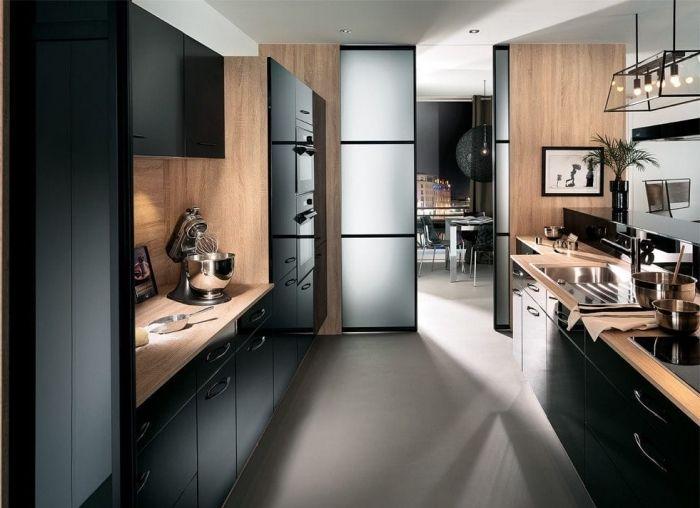 les 96 meilleures images du tableau cuisine sur pinterest id es de cuisine ambiance et. Black Bedroom Furniture Sets. Home Design Ideas