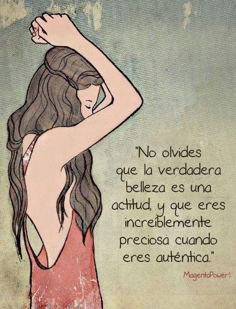 La #belleza interior #frases http://www.gorditosenlucha.com/: