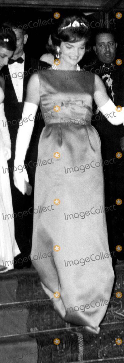 Jackie Kennedy in Pakistan, 1962