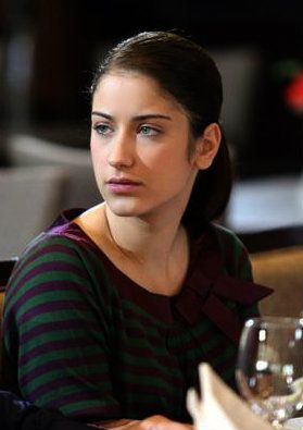 Hazal Kaya as Nihal in Ask-i Memnu TV Series 2008/2010
