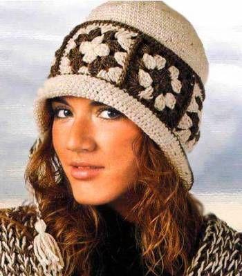 Вязание шапок на осень <!--if(Вязание для женщин)-->- Вязание для женщин<!--endif--> - Схемы вязания крючком и спицами - Вязание