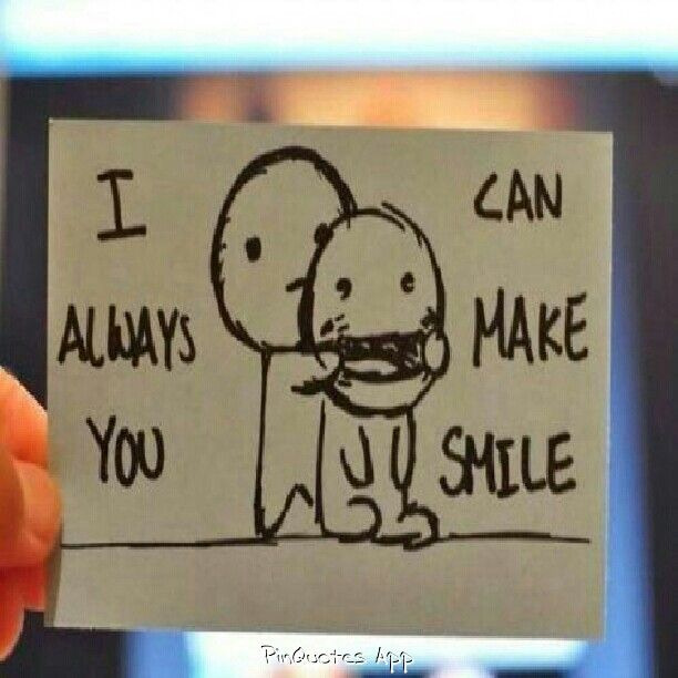 U Always Make Me Smile Quotes: I Can Always Make You Smile Quotes. QuotesGram