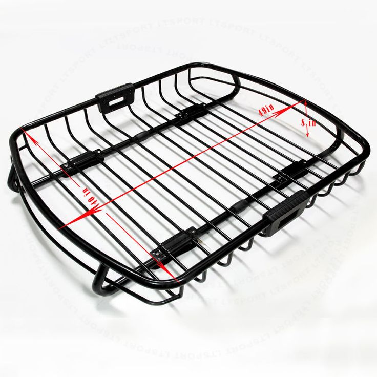 Fit 02-06 Chevrolet Top Steel Black Roof Rack Cargo Luggage Carrier Basket | eBay Motors, Parts & Accessories, Car & Truck Parts | eBay!