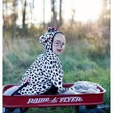 Dalmatian Toddler Cape