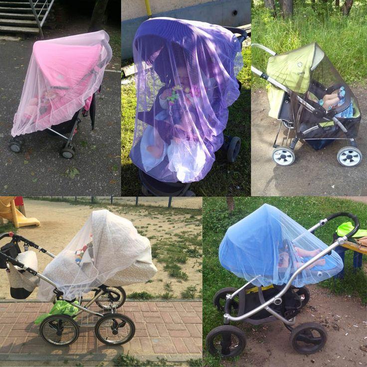 5 farben 150 cm sommer kinder kinderwagen kinderwagen moskitonetz netting zubehör vorhang wagen warenkorb abdeckung insekt pflege