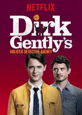 Dirk Gently's Holistic Detective Agency - Saison 1 La saison 1 de la série Dirk Gently's Holistic Detective Agency est disponible en français sur Netflix France [trailer...