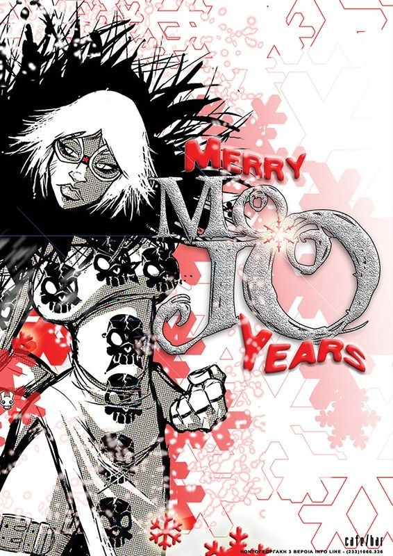 Merry Mojo Years...!