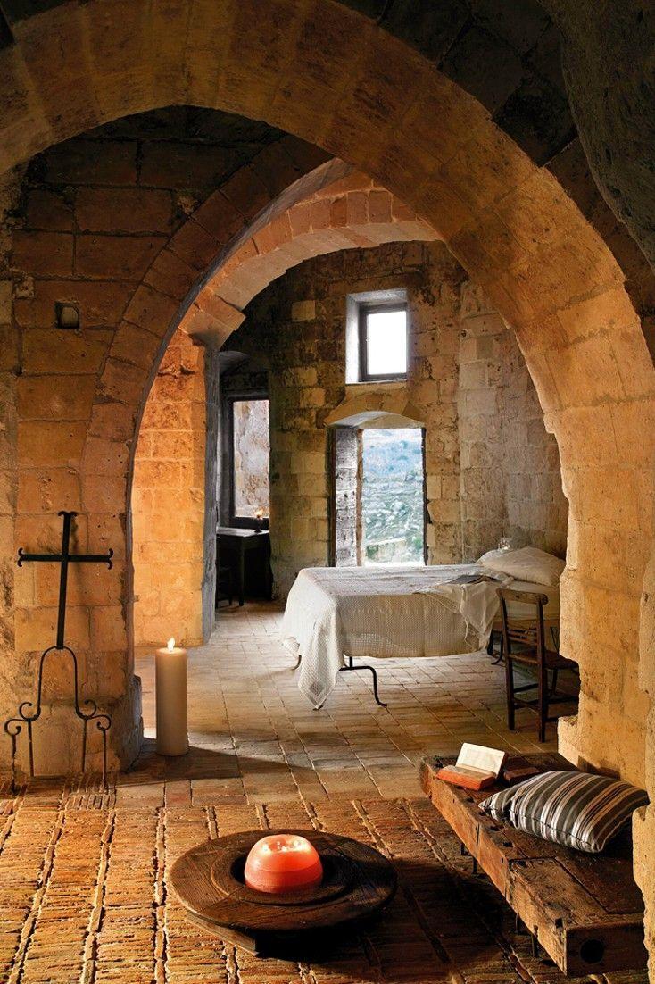 Sextantio Hotel - Matera, Italy