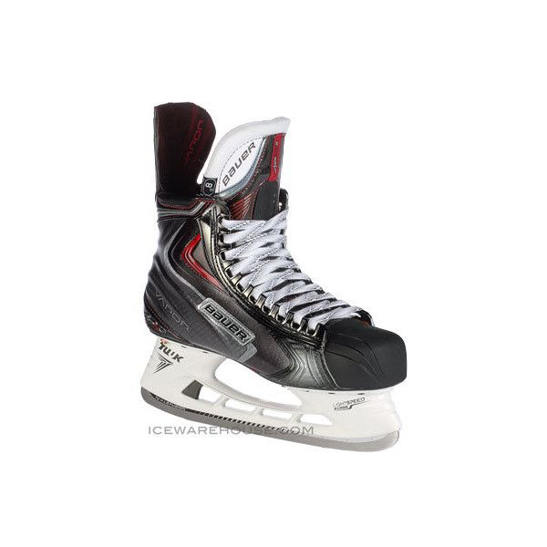Bauer Vapor APX2 Ice Hockey Skates Sr (1,095 CAD) ❤ liked on Polyvore featuring sports