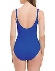 One-Piece Ruched Swimsuit