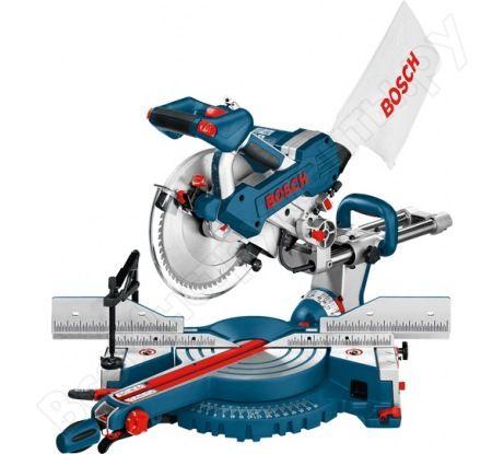 Торцовочная пила Bosch GCM 10 SD 0.601.B22.508 - цена, отзывы, фото, технические характеристики, инструкция