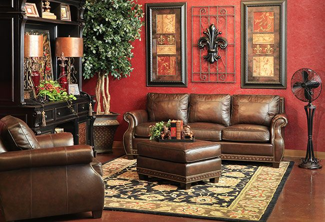 Hemispheres A World Of Fine Furnishings Tuscan Decor I