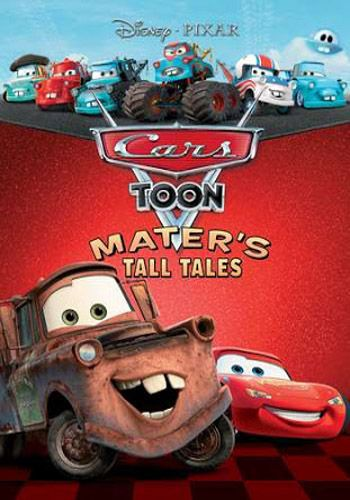 Cars Toons: Mater's Tall Tales (2010) 100MB 480P BRRip Dual Audio