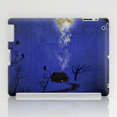 Way to home iPad Case by Oscar Tello Muñoz - $60.00