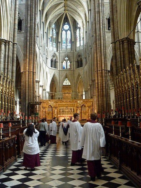 evensong westminster abbey:
