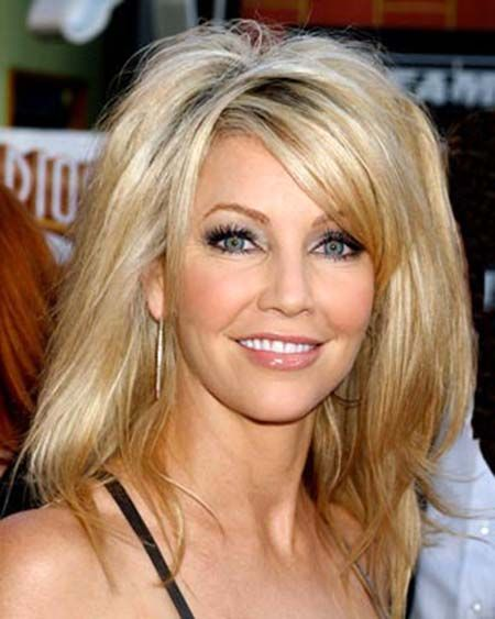 Heather Locklear is an American actress. We best known for television soap opera Dynasty, for her role as Sammy Jo Carrington, Officer Stacy Sheridan in television drama T.J. Hooker and Amanda Woodward in television soap opera Melrose Place.