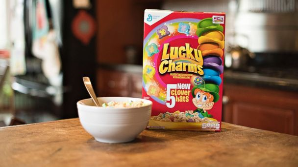 General Mills to Eliminate Artificial Colors, Flavors From Entire Cereal Line - ABC News - YEAH!!!