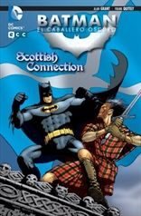 Batman: El Caballero Oscuro - Scottish connection