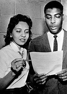 Diane Nash - Just one of many Freedom Riders...she did other courageous things, too.  Plus, she did a lot for us here in/from Nashville