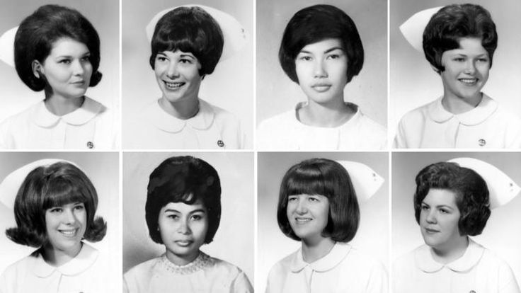 Rare photos, interviews honor 8 nurses slain 8 Nurses murdered by Richard Speck, July 14, 1966; Chicago Tribune