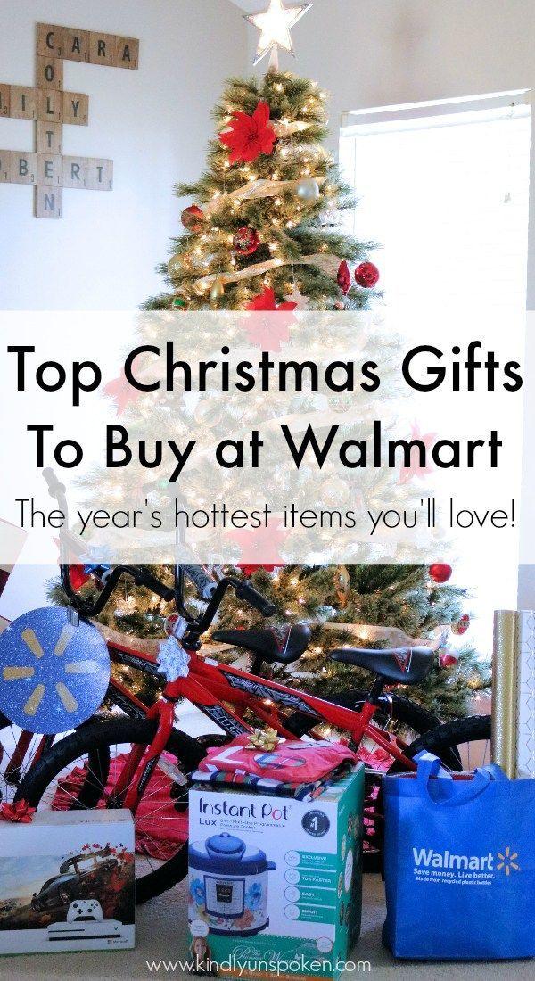 Top Christmas Gifts At Walmart You Ll Want This Year Top Christmas Gifts Christmas Gifts Diy Gifts