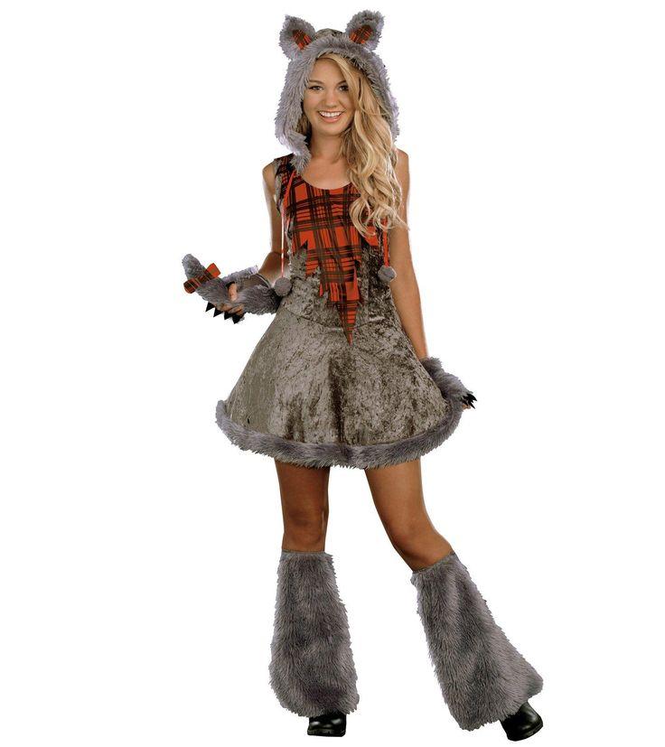 Werewolf Teen Girl Costume from Buycostumes.com