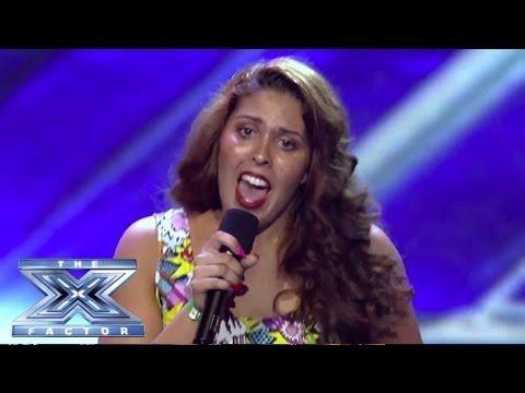 Simon Cowell RAPS! - THE X FACTOR USA 2013 It's a very catchy chorus.
