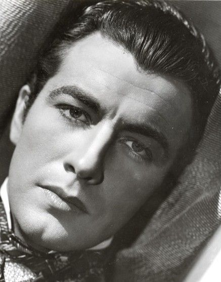 *In the mid-thirties masculine screen beauty was the epitome of Robert Taylor's classic and often elegant allure. He was without a doubt, breathtaking.