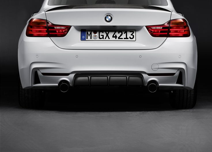 4 Series with M performance parts