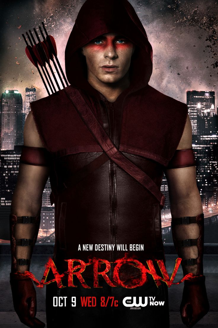 Arrow TV Series Season 2 | ... Harper will become Speedy/Red Arrow for the next season on the CW