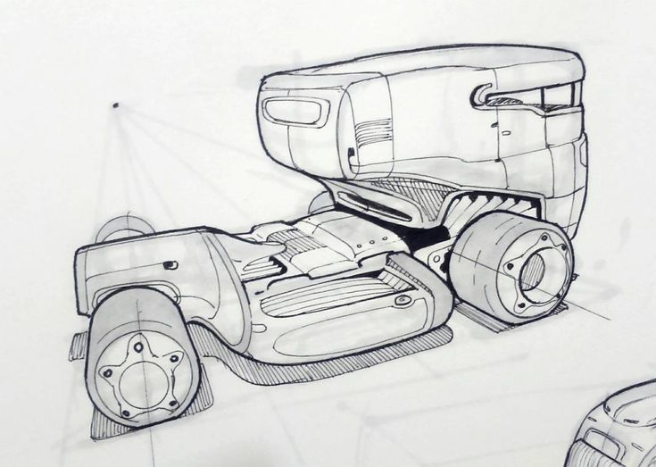 The perspective is wonky but I really liked this design! #truck #heavy #automotivedesign #vehicle #vehicledesign #engines #industrialdesign #conceptdesign #concept #conceptart #design #scifi #art #artwork #arthabit #artist #illustration #sketch #sketchbook #sketch_dailies #draw #drawing #daily #picofday #dailypost #lineart by apelaes