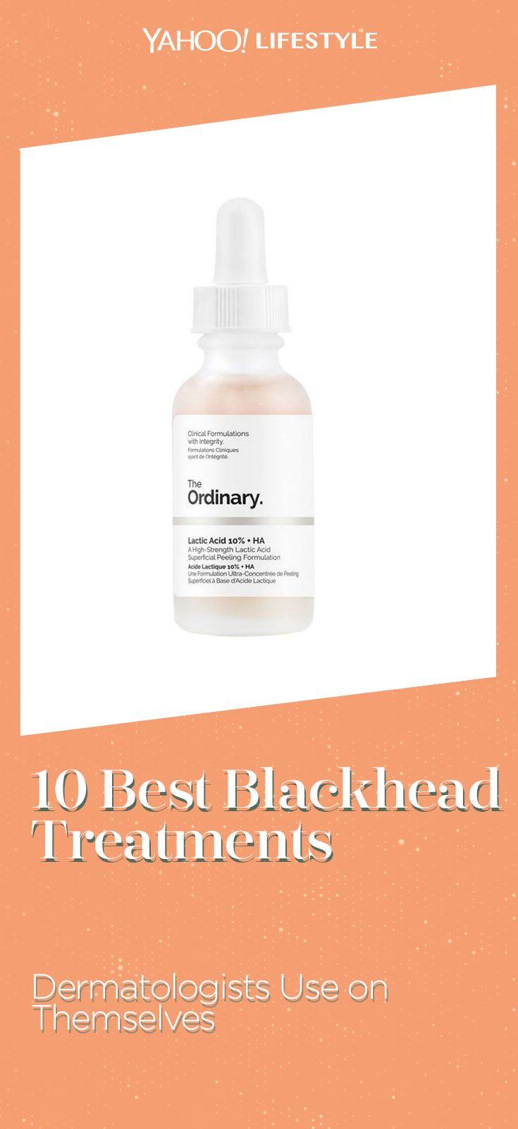 10 Best Blackhead Treatments