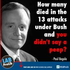 13 Embassy attacks and 57 killed under Bush, and nothing but crickets from Fox News and their allies.
