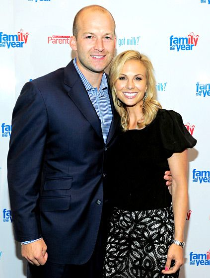 Elisabeth Hasselbeck and Tim Hasselbeck