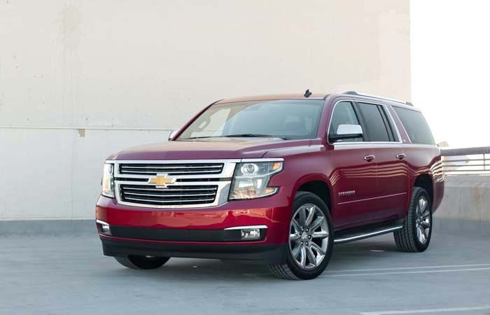 2018 Chevy Suburban What Makes This Last Update Perfect