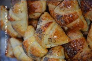 croissants viande hachée